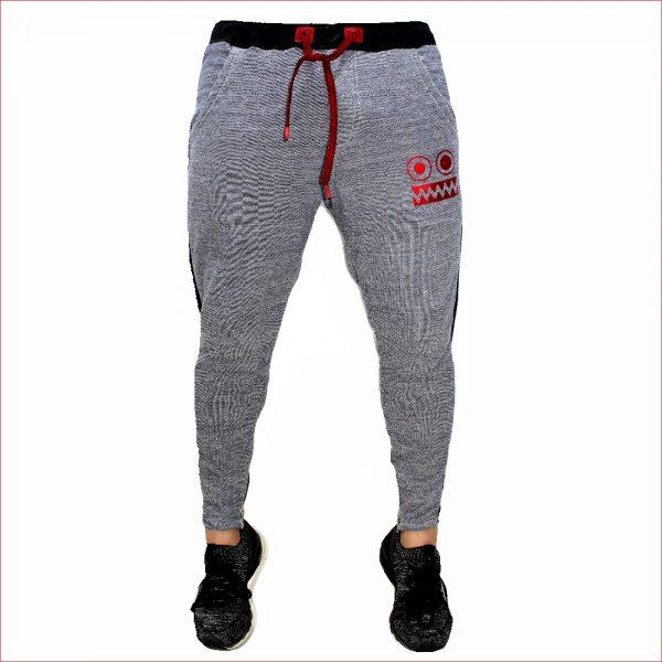 Sudadera ref 1568 001 DESCRIPCION Sudadera jogger color gris oscuro, tela 98% algodon mas 2% de expande. $67 mil