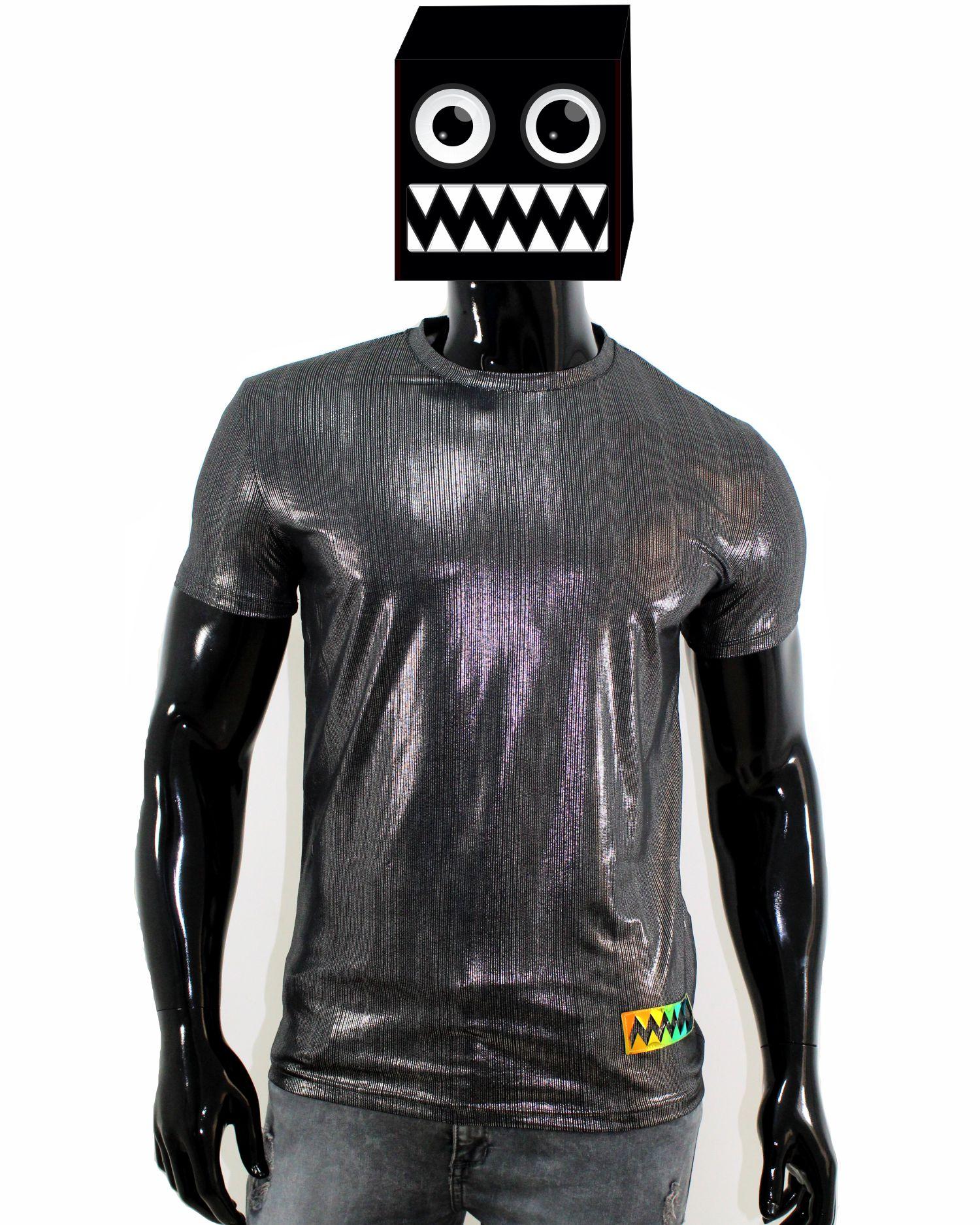 ref 1714  camiseta rayón