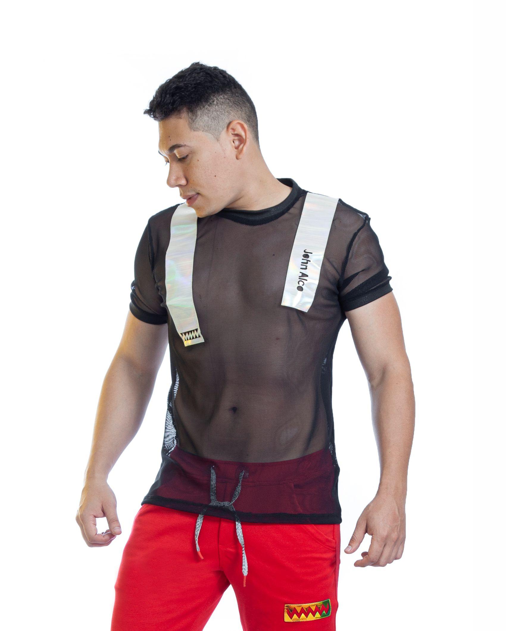 ref 1738 0 camiseta maya dinamica , material maya en 97% poliester + 3% Spandex Tallas S-M-L. $57.000.